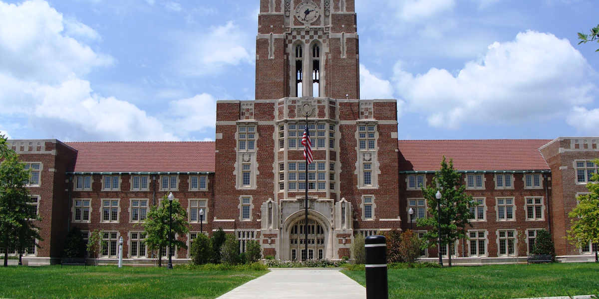 University of Tennessee at Knoxville