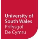 University of South Wales - logo