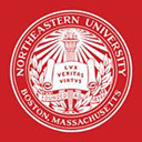 Northeastern University, Boston Logo